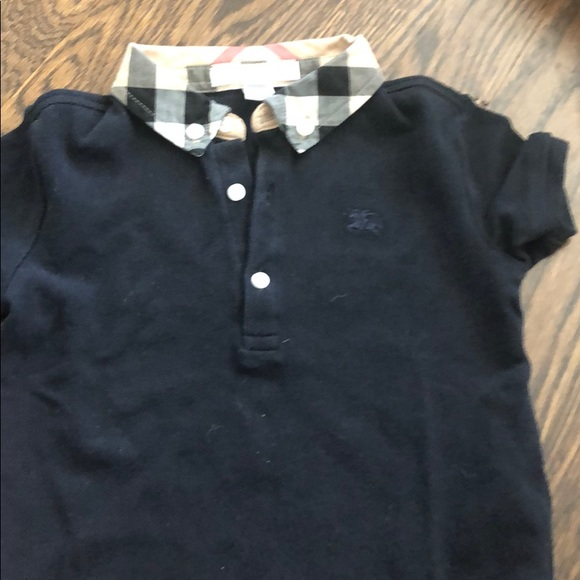 75bfae9a2 Burberry Other - Burberry toddler polo